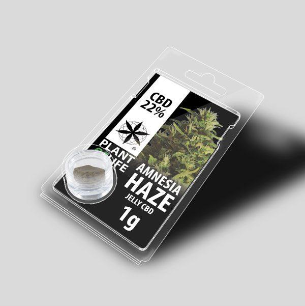 CBD Hasj Amnesia Haze jelly 22%