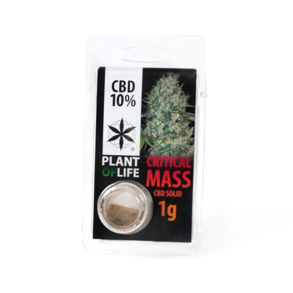 10% critical mass cbd hasj